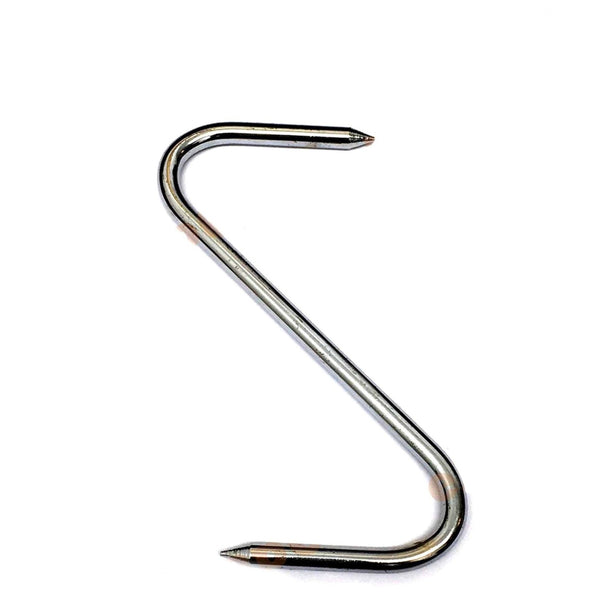 S Shape Hook Long Pointed Meat Hanging Hook