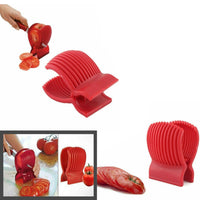 Kitchen Clip Tomato Cucumber Slicer Cutter