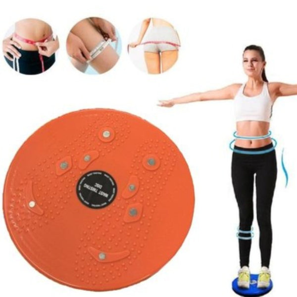 Waist Twisting Torsion Disc Board Exercise Fitness