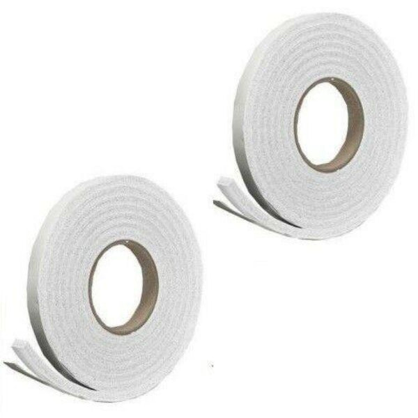 18' 5.5m Weather Foam Draught Excluder Seal Tape