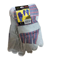 Gardening Gloves Leather Thorn Proof