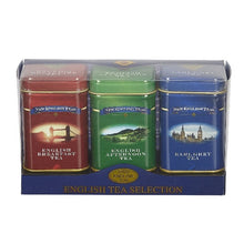 Load image into Gallery viewer, Tea Classic Tea Selection Mini Tins x3