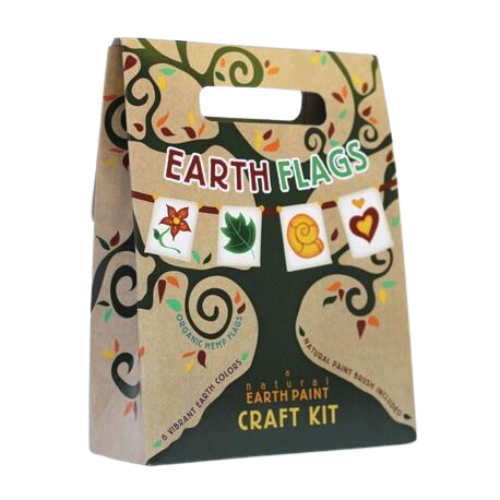 Earth Flag Craft Kit