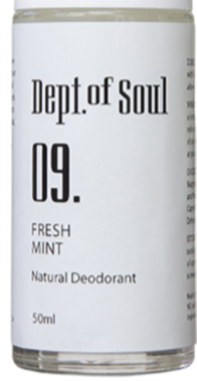 Fresh Mint Roll-on Deodorant