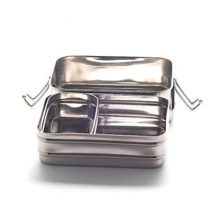 Rectangular Lunchbox Medium Double Layer
