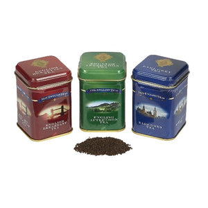 Tea Classic Tea Selection Mini Tins x3