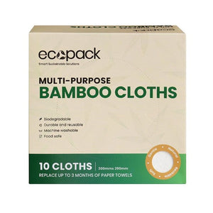 Bamboo Cloths 10pack