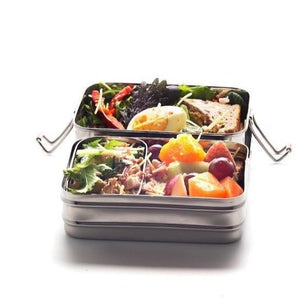 Rectangular Lunchbox Medium Double Layer Media 1 of 3