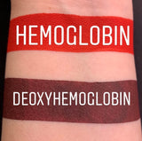 Blood Vials - Deoxyhemoglobin