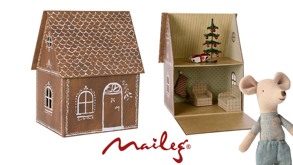 Maileg Gingerbread House Video Review & Walk-through - Alternative Advent Calendar or Christmas Gift