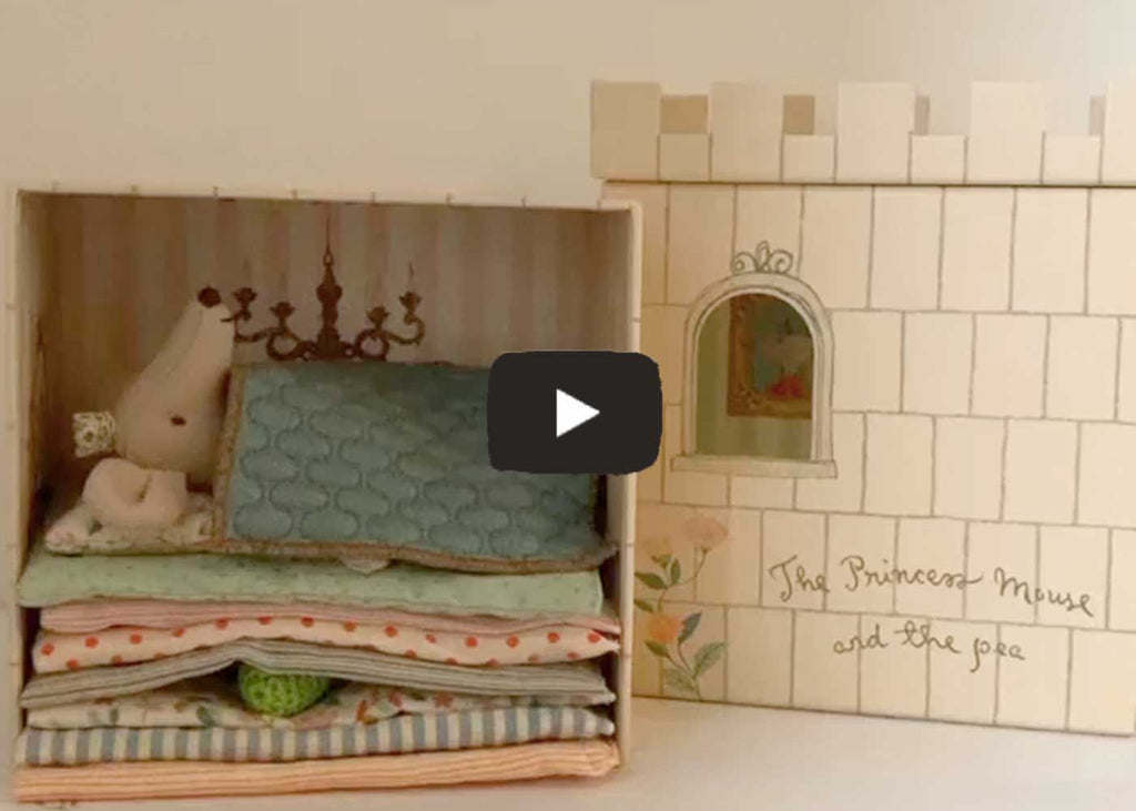Maileg Princess and the Pea Mouse - Video Review