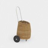 Little Luggy Basket - Natural Wicker