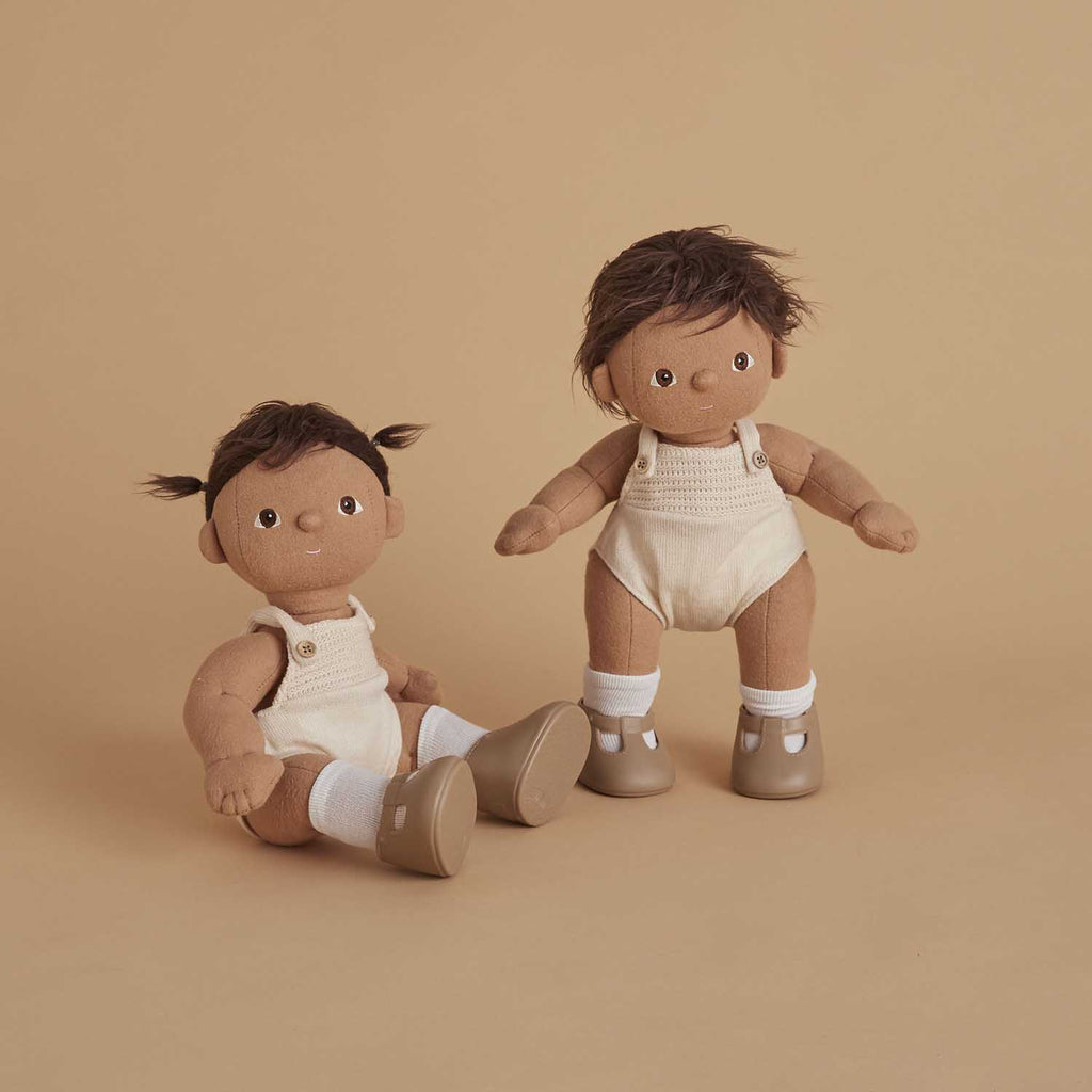 Olli Ella Dinkum Dolls Boy Girl Sprout