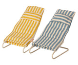 Maileg, Beach Chair Set - Mouse