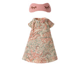 Maileg Mice, Nightgown for Mum Mouse