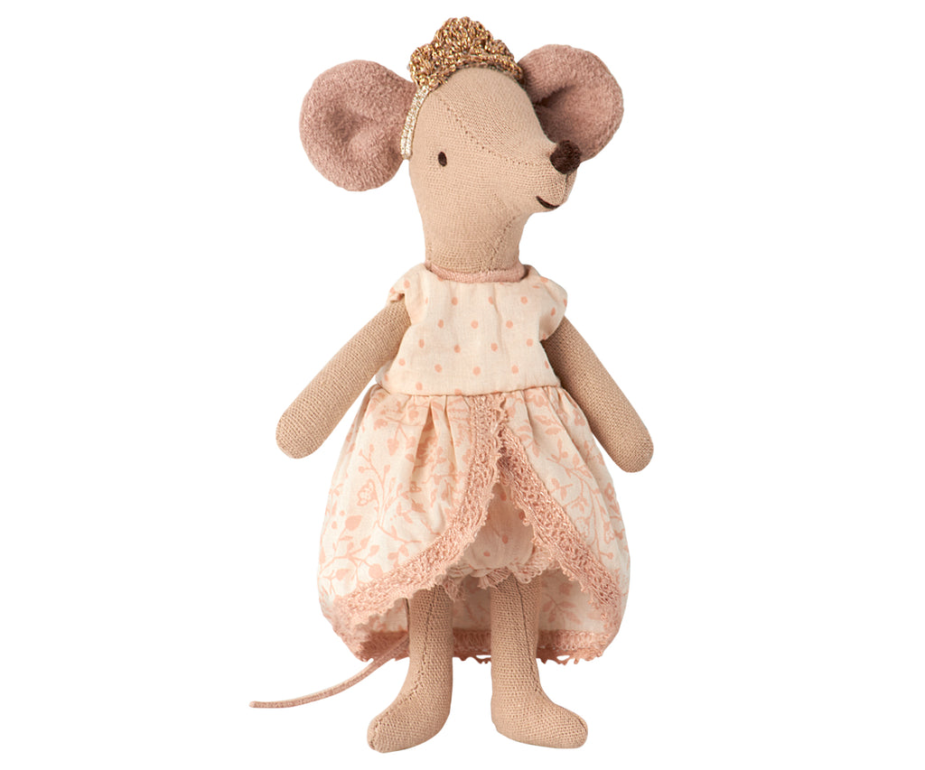 Micro & Mouse, Princess dress, Rose
