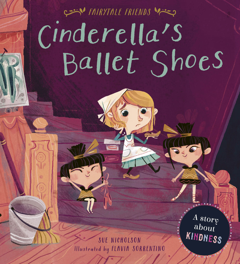 Cinderella's Ballet Shoes