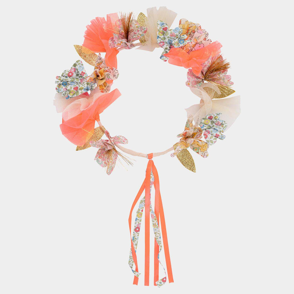 Meri Meri -Floral Halo Crown