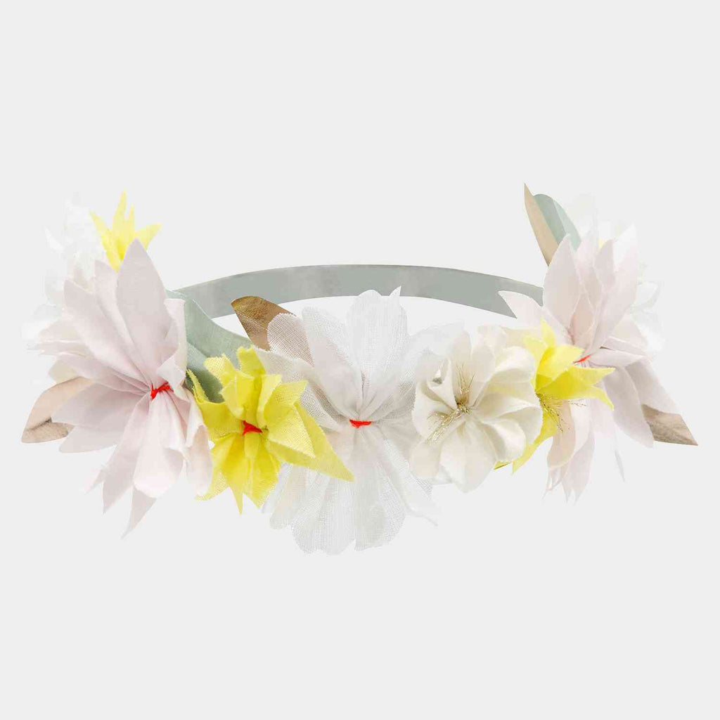 Meri Meri - Beautiful Fabric Blossom Headband