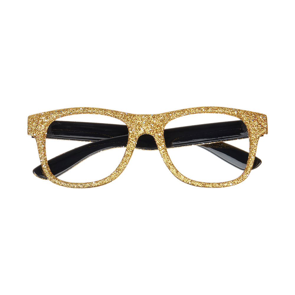 Mimi & Lula -Glittery Glasses - Gold