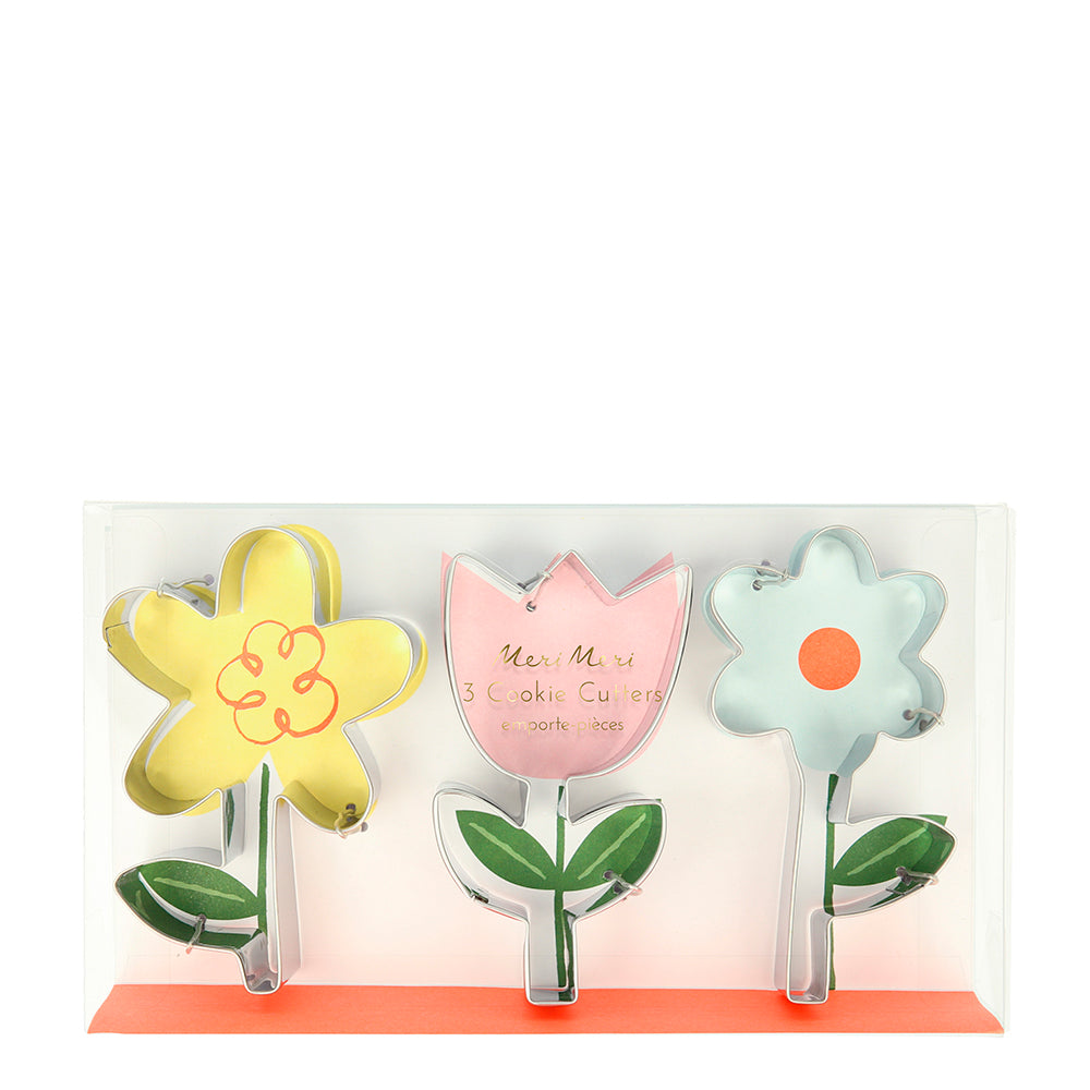 Meri Meri - Flower Cookie Cutter