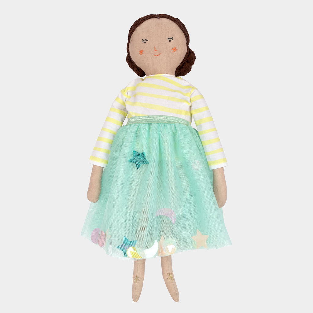 Meri Meri - Lila Fabric Doll