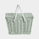 Olli Ella Piki Basket Mint Green