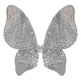 Mimi & Lula -Sparkle Sequin Wings - Silver