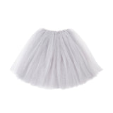 Mimi & Lula - Longer Length Tutu Silver