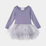 I Love Plum Purple tutu Betty B.F.F. Tutu UK Stockist