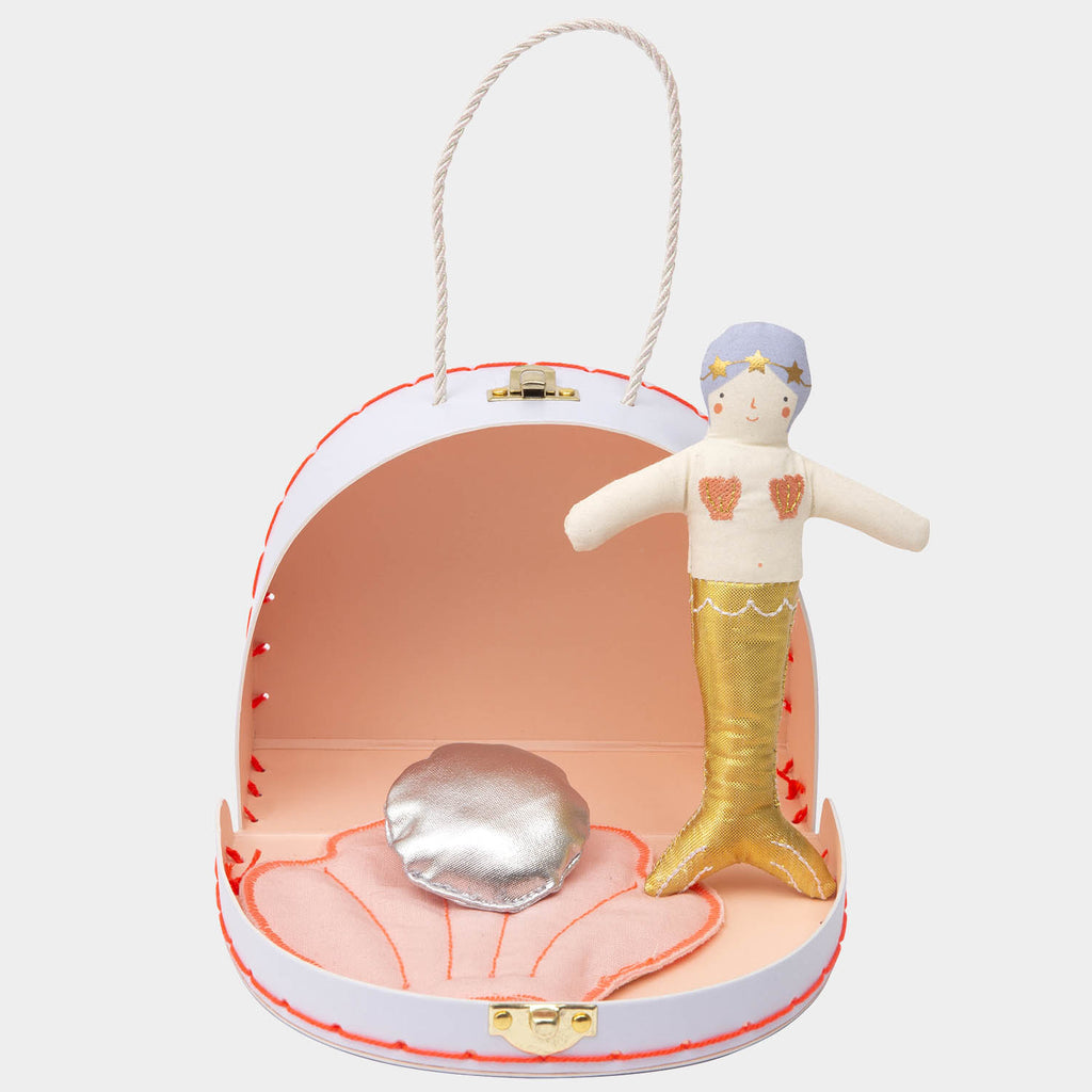 Meri Meri - Mini Mermaid Suitcase