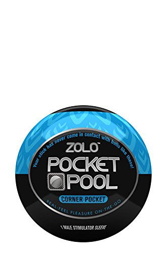 Pocket Pool Corner Pocket Zolo ZOLOPPCP - skintantric