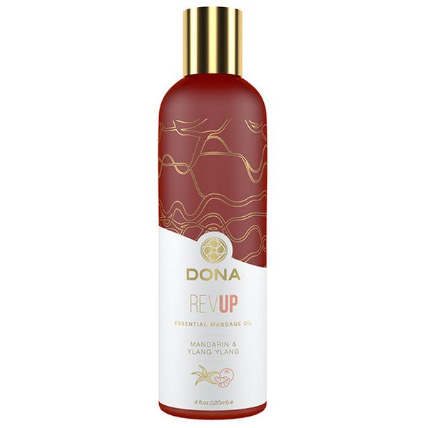 Erotic Massage Oil Revup Dona 04553 (120 ml)