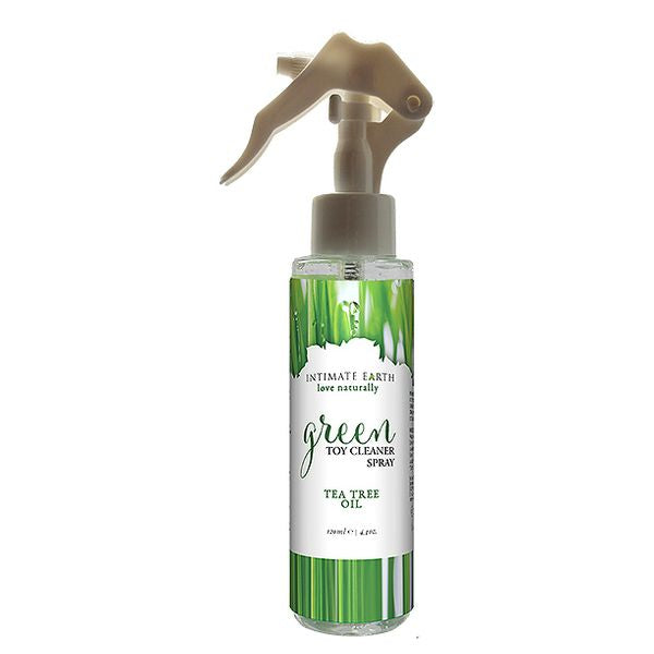 Green Tea Toycleaner Spray 125 ml Intimate Earth 6653 - skintantric