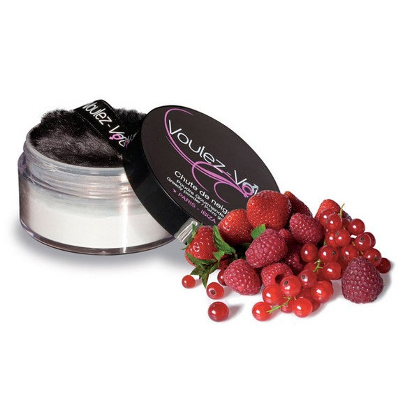 Edible Body Powder Red Fruits Voulez-Vous... 2510 - skintantric