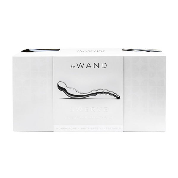 Dildo Swerve Le Wand Steel