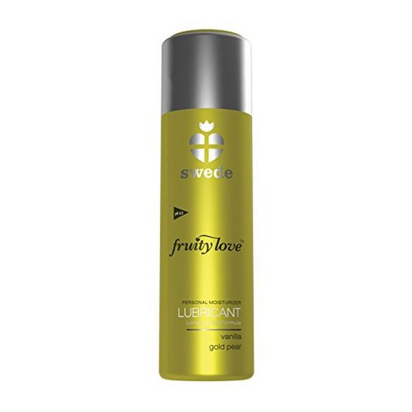 Fruity Love Lubricant Vanilla Gold Pear 50 ml Swede 84646 - skintantric