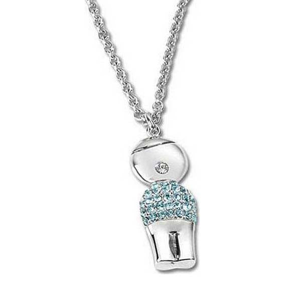 Ladies' Necklace Morellato SJU08 (25 cm)