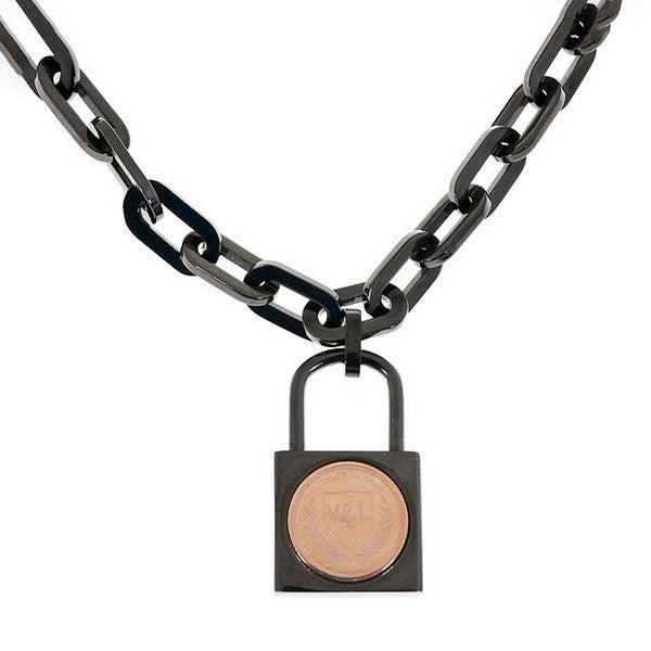Ladies' Necklace V&L VJ0188CO