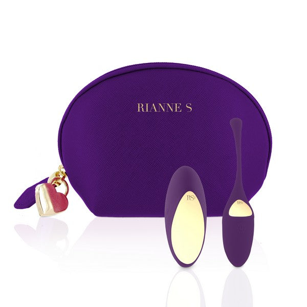 Miu Miu Kegel Exerciser Rianne S Waterproof Purple - skintantric