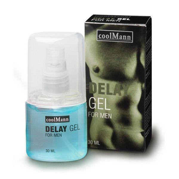 Delay Gel coolMann E21669-1 - skintantric