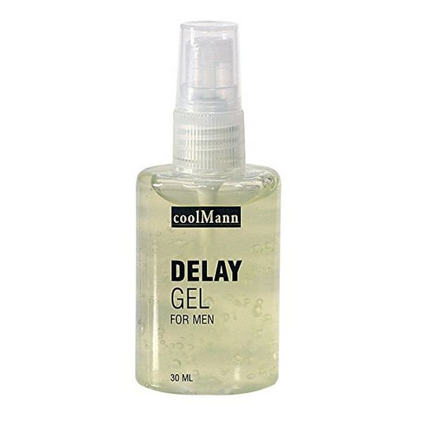 Delay Gel coolMann E21669-1