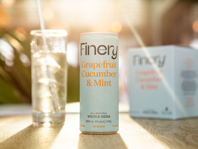 Introducing Finery Cocktails