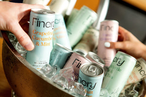 Finery Vodka Soda - One of each