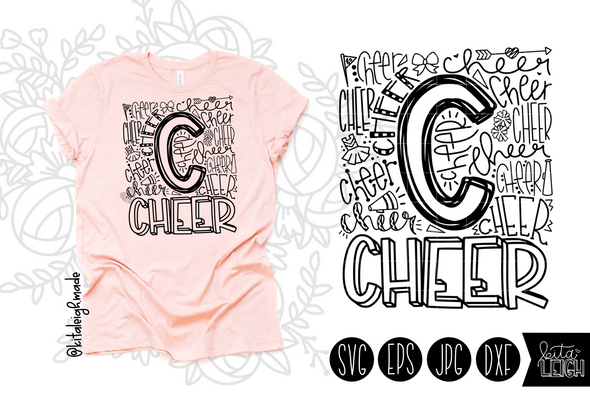 Cheer Typography