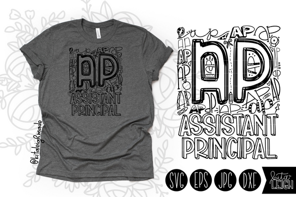 Assistant Principal AP Typography