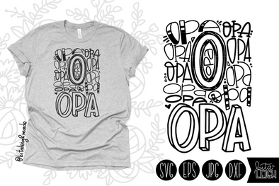 Opa Typography