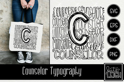 Counselor Typography