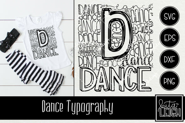 Dance Typography