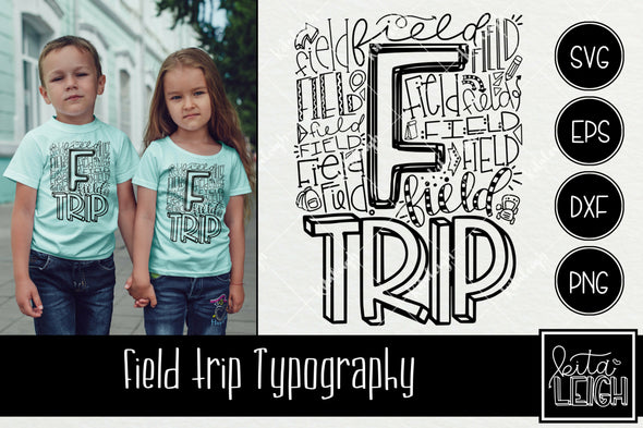 Field Trip Typography